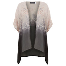 Buy Mint Velvet Gulia Print Longline Kimono, Multi Online at johnlewis.com