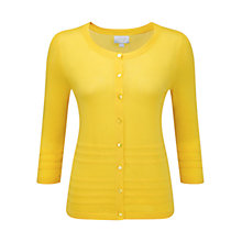 Buy Pure Collection Luxury Cotton Cardigan Online at johnlewis.com
