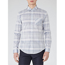 Buy Reiss Ramirez Slim Fit Check Shirt Online at johnlewis.com