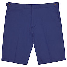 Buy Reiss Shannon Tailored Cotton Shorts Online at johnlewis.com