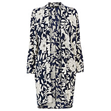Buy Oasis The Libby Kimono, Multi Blue Online at johnlewis.com