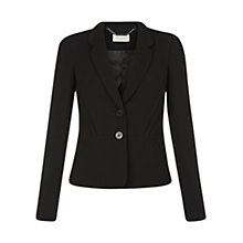 Buy Hobbs Ayr Jacket, Black Online at johnlewis.com