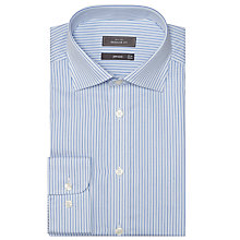 Buy John Lewis Twin Stripe Regular Fit Shirt Online at johnlewis.com