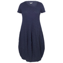 Buy Chesca Balloon Bubble Dress, Navy Online at johnlewis.com