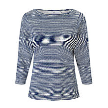 Buy John Lewis Waterstripe Jersey Top Online at johnlewis.com