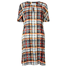 Buy Collection WEEKEND by John Lewis Check Print Dress, Multi Online at johnlewis.com