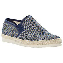 Buy Dune Freshman Espadrilles Online at johnlewis.com