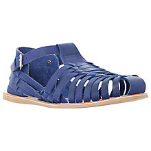 Buy Dune Fisher Woven Buckle Sandals Online at johnlewis.com