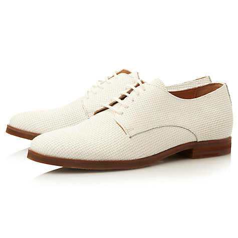 Buy Dune Laboux Leather Lace Up Shoes Online at johnlewis.com