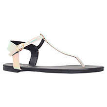 Buy Miss KG Rue Flat Toe Post Sandals Online at johnlewis.com