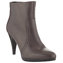Buy John Lewis Ophelia Leather Ankle Boots Online at johnlewis.com