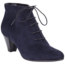 Buy John Lewis Patricia Suede Shoe Boots Online at johnlewis.com
