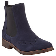 Buy John Lewis Pandora Suede Ankle Boots Online at johnlewis.com