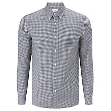 Buy Selected Homme Ruben Check Shirt, Dark Navy Online at johnlewis.com