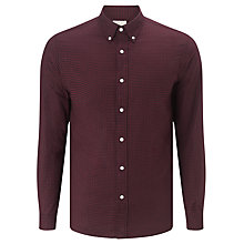 Buy Selected Homme Ruben Check Shirt, Winetasting Online at johnlewis.com