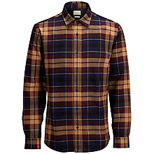 Buy Selected Homme George Check Shirt Online at johnlewis.com