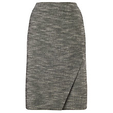 Buy John Lewis Constance Tweed Skirt, Grey Online at johnlewis.com