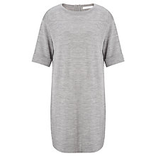Buy John Lewis Capsule Collection Merino Wool Tunic Dress, Grey Online at johnlewis.com