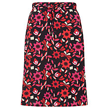 Buy Somerset by Alice Temperley Floral Skirt, Multi Online at johnlewis.com