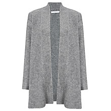 Buy John Lewis Capsule Collection Boucle Cardigan, Grey Online at johnlewis.com