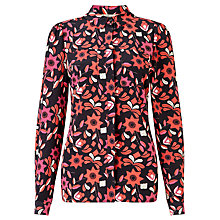 Buy Somerset by Alice Temperley Floral Shirt, Multi Online at johnlewis.com