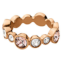 Buy Dyrberg/Kern Rebeka Swarovski Crystal Ring Online at johnlewis.com