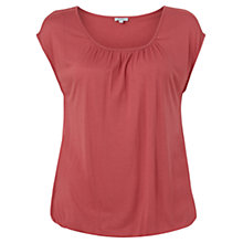 Buy Jigsaw Cornelli Trim T-Shirt Online at johnlewis.com