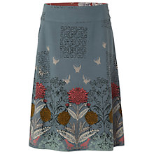 Buy White Stuff Mirrored Skirt, Sea Kelp Online at johnlewis.com
