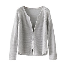 Buy Poetry Linen Slouchy Open Cardigan Online at johnlewis.com