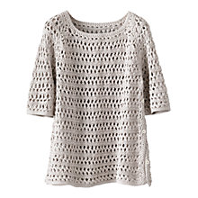 Buy Poetry Crochet Jumper Online at johnlewis.com