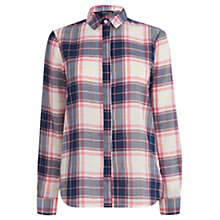 Buy Warehouse Check Shirt, Multi Online at johnlewis.com