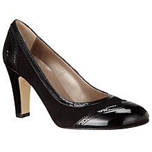 Buy John Lewis Annie High Heeled Stiletto Court Shoes Online at johnlewis.com