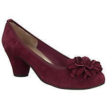 Buy John Lewis Adrianne Flower Detail Courts Online at johnlewis.com