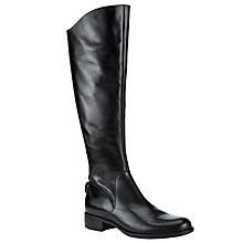 Buy John Lewis Taylor Long Leather Knee Boots Online at johnlewis.com