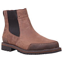 Buy Timberland Chestnut Ridge Waterproof Leather Boots, Brown Online at johnlewis.com