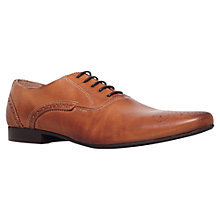 Buy KG by Kurt Geiger Kane Punched Oxford Shoes Online at johnlewis.com