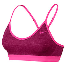 Buy Nike Pro Indy Sports Bra Online at johnlewis.com