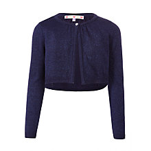 Buy John Lewis Girls' Shrug Cardigan Online at johnlewis.com