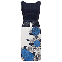 Buy Phase Eight Gretel Dress, Multi Online at johnlewis.com