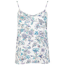 Buy Miss Selfridge Floral Twinkle Camisole, Assorted Online at johnlewis.com