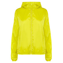 Buy Karen Millen Sporty Kagool Jacket, Lime Online at johnlewis.com