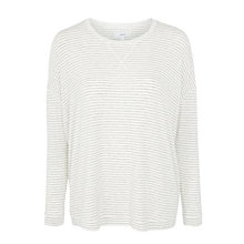 Buy John Lewis Oversized Lounge Top Online at johnlewis.com