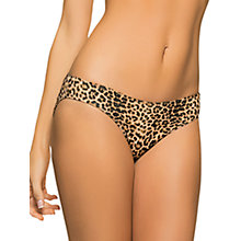 Buy Phax Elemental Animal Print Bikini Pants, Multi Online at johnlewis.com