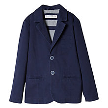 Buy Mango Kids Boys' Cotton Blazer Online at johnlewis.com