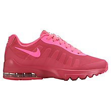 Buy Nike Children's Air Max Invigor Sports Shoes, Pink Online at johnlewis.com