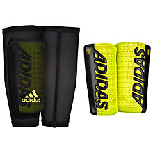 Buy Adidas ACE Pro Moldable Shinpads, Yellow/Black Online at johnlewis.com