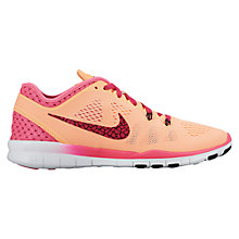 Buy Nike Free 5.0 TR Fit 5 Breathe Women's Cross Trainers Online at johnlewis.com