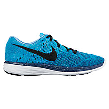 Buy Nike Flyknit Lunar 3 Men's Running Shoes Online at johnlewis.com