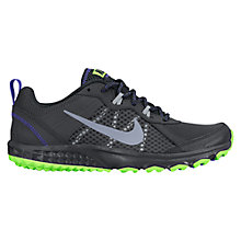 Buy Nike Wild Trail Men's Running Shoes, Anthracite Online at johnlewis.com