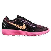 Buy Nike LunarTempo Women's Running Shoe, Black Online at johnlewis.com